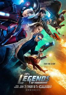 DC's Legends of Tomorrow - Season 1 (2016)