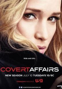 Covert Affairs - Season 3 (2012)