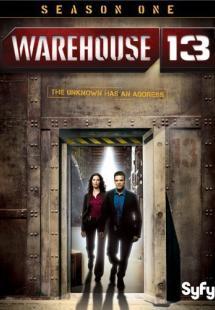 Warehouse 13 - Season 4 (2012)