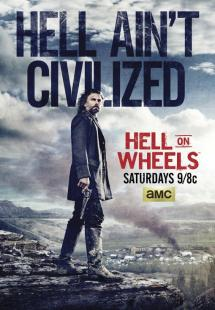 Hell on Wheels Season 1 (2011)