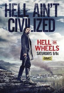 Hell On Wheels Season 2 (2012)