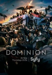 DOMINION - SEASON 1 (2014)