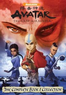 Avatar: The Last Airbender - Book 1: Water (2005)