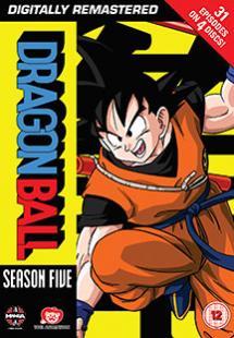 Dragon Ball - Season 5 (2003)