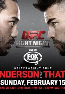 UFC Fight Night: Henderson vs. Thatch (2015)