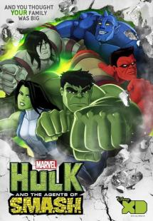 Hulk and the Agents of S.M.A.S.H. - Season 1 (2013)