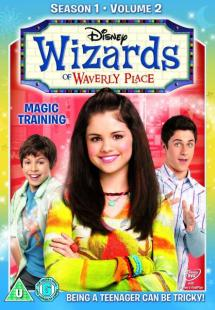 Wizards of Waverly Place - Season 1 (2007)