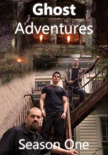 Ghost Adventures - Season 1 (2008)