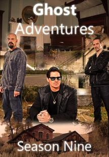 Ghost Adventures - Season 9 (2014)
