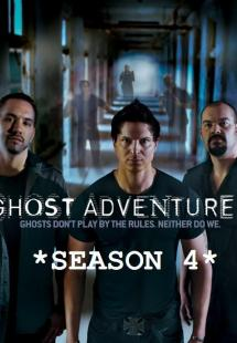 Ghost Adventures - Season 4 (2010)