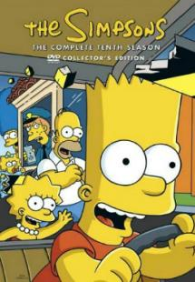The Simpsons - Season 10 (1998)