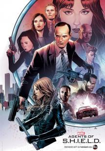 Agents of S.H.I.E.L.D. - Season 3 (2015)