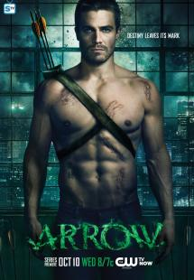 Arrow - season 1 (2012)