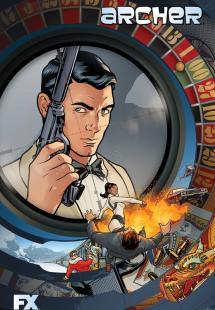 Archer - Season 1 (2009)