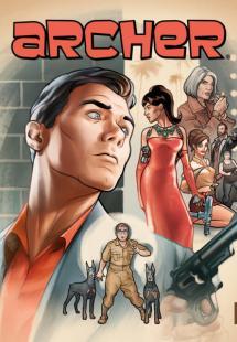 Archer - Season 5 (2014)