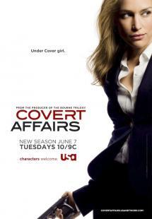 Covert Affairs - Season 2 (2011)