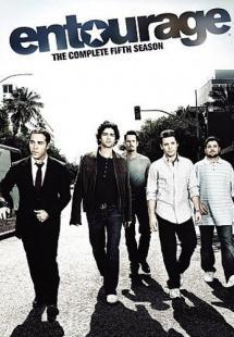 Entourage - Season 5 (2008)