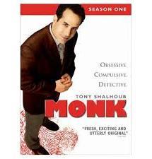 Monk - Season 1 (2002)