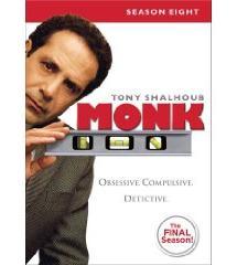 Monk - Season 8 (2009)
