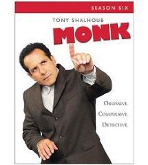 Monk - Season 6 (2007)