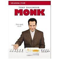 Monk - Season 5 (2006)