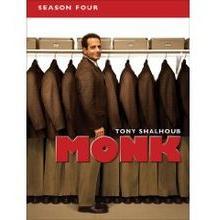 Monk - Season 4 (2005)