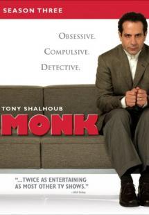 Monk - Season 3 (2004)
