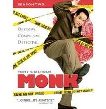 Monk - Season 2 (2003)