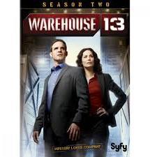 Warehouse 13 - Season 2 (2010)