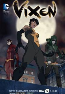Vixen - season 1 (2015)