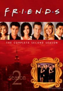 Friends - Season 2 (1995)