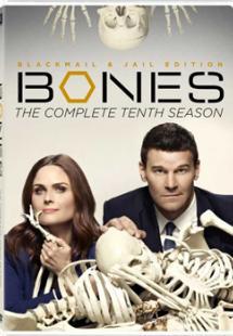 Bones - Season 10 (2014)