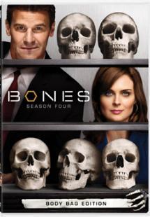 Bones - Season 4 (2008)