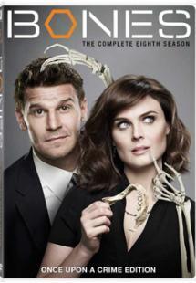 Bones - Season 8 (2012)