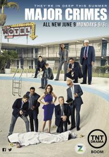 Major Crimes Season 3 (2014)