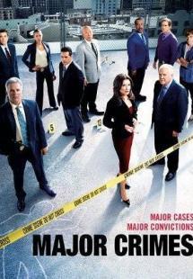 Major Crimes - Season 4 (2015)