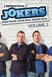 Impractical Jokers - Season 2 (2012)