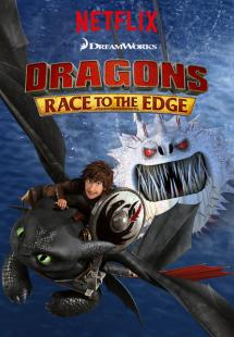 Dragons: Race to the Edge - Season 5 (2016)