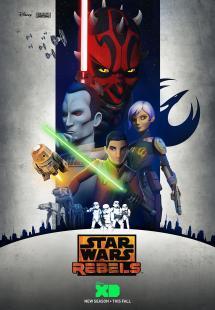Star Wars Rebels - Season 3 (2016)