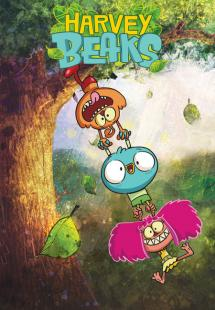 Harvey Beaks - Season 1 (2015)