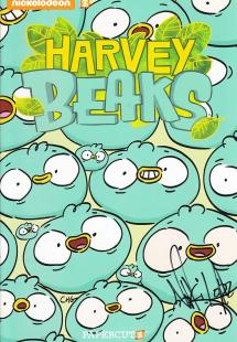 Harvey Beaks - Season 2 (2016)