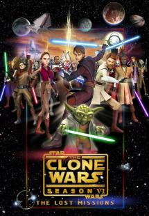 Star Wars: The Clone Wars - Season 6 (2014)