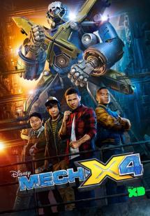 Mech-X4 - Season 1 (2016)