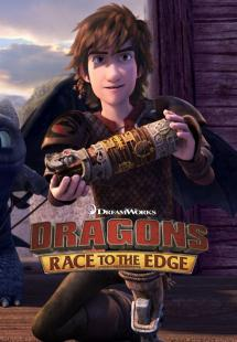 Dragons Race To The Edge - Season 3 & 4