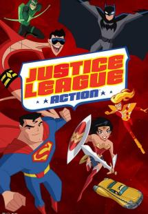 Justice League Action - Season 1 (2016)