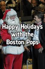 Happy Holidays with the Boston Pops (2016)