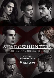 Shadowhunters: The Mortal Instruments - Season 2 (2017)