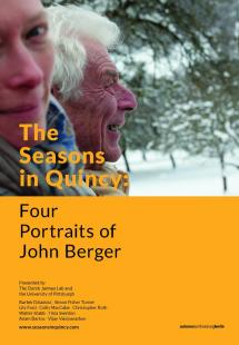The Seasons in Quincy: Four Portraits of John Berger (2016)
