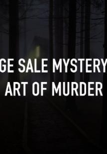 Garage Sale Mystery: The Art of Murder (2016)
