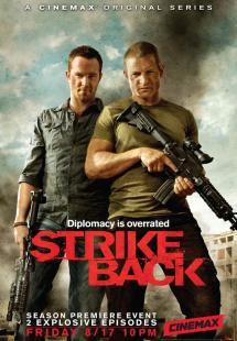 Strike Back - Season 2 (2010)